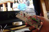 Comment contrôler la TV fonctionne en utilisant les entrées analogiques et Arduino