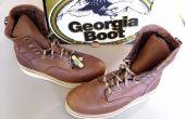 Transformez vos bottes de travail en cuir en grave devoir bottes