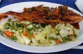 Comment faire votre propre brun ragoût de poisson