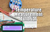 Tutoriel de mesure de température (Part1)