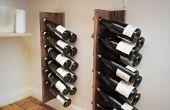 Entreposage du vin rapide & facile & bon marché