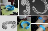 Comment faire votre première 3d imprimé rond ouvert Bracelet manchette !