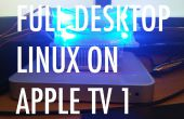 Installer un ordinateur de bureau-Linux (Debian-Linux) sur Apple TV 1G