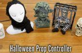 Contrôler vos décorations d'Halloween avec Arduino