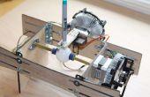 Découpé au laser SphereBot