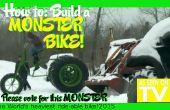 Construire une moto de monstre ! Le monde est plus lourd !