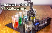 Robot Arduino Arm mixologue