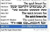 Comment faire pour télécharger le texte dans les programmes MS