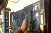 Tester un Capasitor SMD sur carte mère ordinateur portable