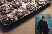 """Brownie"" Cookies"