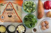 Montagne Bread™ - rôti Quiche légumes
