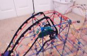 Micro KNEX Roller Coaster double Lift