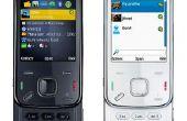Haute copie Nokia N86 GSM