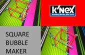 K ' NEX carré Bubble Maker