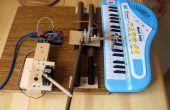 Joueur de Piano robotique