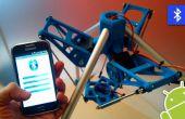 Application Android pour contrôler un Robot 3DPrinted