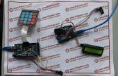NRF24L01 système de Transmission de données sans fil clavier basée sur Arduino