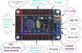 Carte contrôleur de Arduino mini USB 24 voies servo