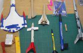 Modèle de fusées