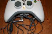 Utiliser un Motorola vive comme un micro/casque Xbox 360