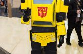 Comment faire un Transformers: « Bourdon » Costume