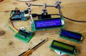 Alphanumérique affichage Arduino Kit : Tutoriel de montage