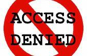 Comment faire pour débloquer les sites bloqués ?