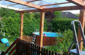 Wie baut man ein Terrassenverdeck ?