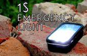 La lumière d'urgence ultime de 1 $