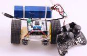 Let's make voiture Bluetooth 4.0 LE Smart