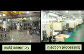 Processus de conception moule injection & making