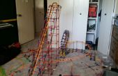 Comment faire un knex roller coaster