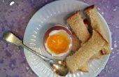 Comment faire pour le œuf à la coque souple
