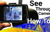 Faire base thermiques infrarouge d'appareil-photo pour pas cher ! Convertir n'importe quelle caméra caméra thermique infrarouge