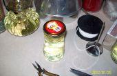 LAMPES à l'huile avec l'huile de cuisson utilisé comme additif pour carburant de lampe gratuit