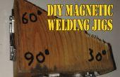 Gabarits de soudage magnétiques bricolage