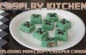 Exploding Minecraft plante grimpante Candy