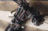Faire un (travail) ! Steampunk marteau, des clous régénérés