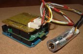 PfodApp Android contrôlée datalogging Arduino IRTemp compteur