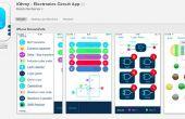IOhmy - App pour les circuits électroniques