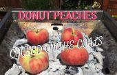Donut Peaches - cuit sur la braise