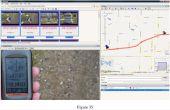 Géolocalisation avec un autonome GPS unité & GeoSetter