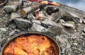 Lasagne à la mexicaine faitout