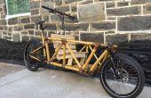 Bambou Cargo Bike (vélo de Tiki) - mise à jour le 01/12/2015