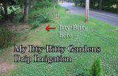 Irrigation goutte à goutte de IcePop pour votre jardin.