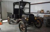 Remplacement des roulements d'essieu avant 1920-23 modèle T