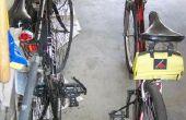 Stratégie pour rejoindre deux bicyclettes