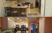 Rénovation de la cuisine sur un Budget