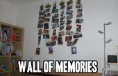 Mur des souvenirs