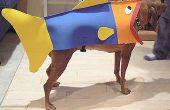 Comment transformer votre chien en un poisson pour Halloween